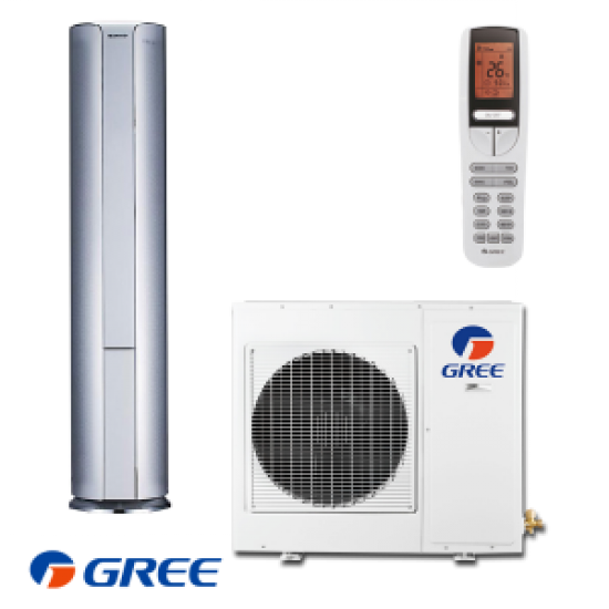 Колонен инверторен климатик Gree GVH24AК-K3DNC8A